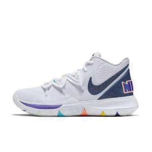 Nike Kyrie 5 欧文5笑脸炫彩男子实战篮球鞋