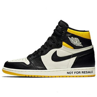 "Air Jordan AJ1 乔丹1代 乔1 Air Jordan 1 NRG ""No L'S"""