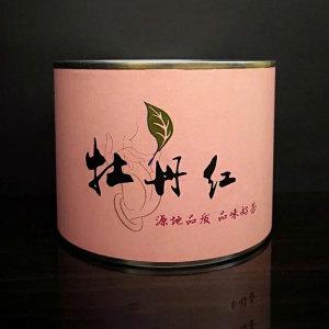 桐木关——牡丹红50克/罐 桐木关高山红茶 源自核心产区,别具桐木气韵