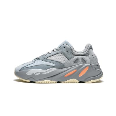 Adidas Yeezy Boost 700 Inertia灰粉椰子 侃爷复古老爹鞋