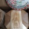 老班章普洱生茶08年赵云川三爬普洱茶第一村青饼布朗山班章普洱茶1饼