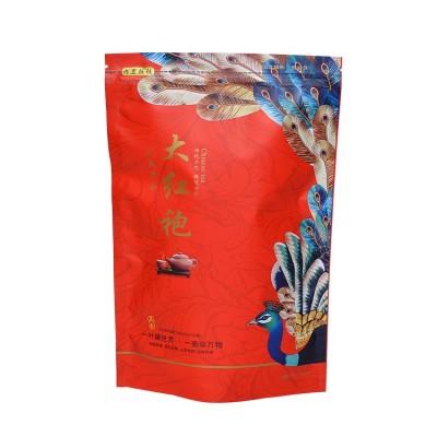 大红袍茶叶武夷岩茶炭焙大红袍熟茶浓香型大红袍茶高山乌龙茶肉桂大红袍1斤