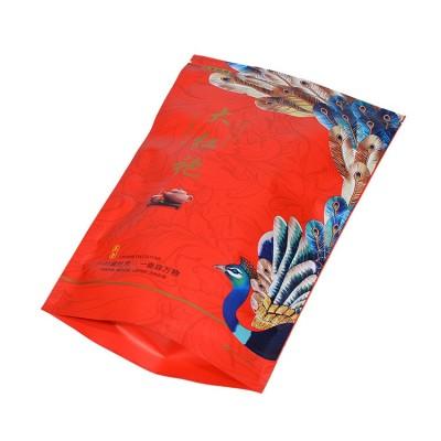 肉桂大红袍茶叶武夷岩茶大红袍浓香高山茶乌龙茶贡茶大红袍炭焙熟茶1斤2袋