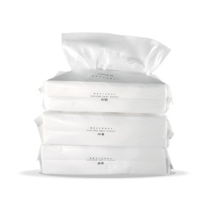 COSK'N抽取式天然棉柔巾60抽