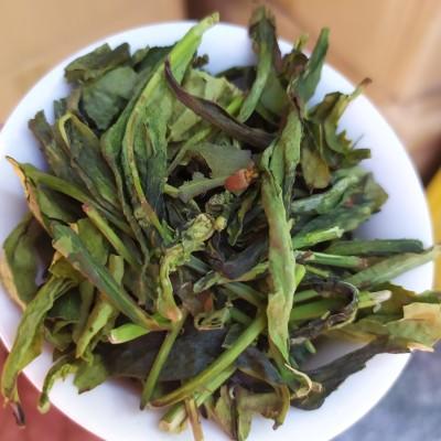 冬茶雪片单枞茶头抽湿鸭屎香茶叶高山单枞茶清香雪茶黄叶片茶头1斤