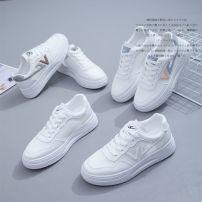 网面小白鞋女鞋夏季新款百搭镂空透气单网面运动板鞋网鞋薄款