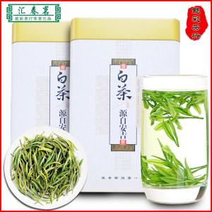 2019新茶安吉白茶250g罐装春茶绿茶雨前