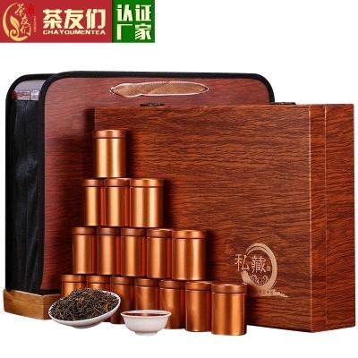 茶友们●金骏眉红茶散装茶叶蜜香型一级武夷山金俊眉礼盒袋装500克