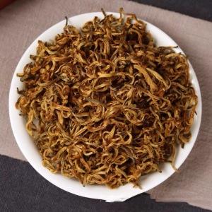 2020春茶新茶云南凤庆滇红茶浓香蜜香型黄金芽250g罐装红茶耐泡包邮
