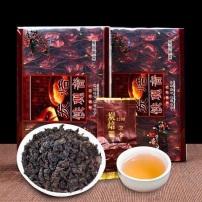 批发15年碳焙陈年铁观音老茶健胃茶浓香型铁观音熟茶乌龙茶500g装