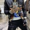 秋冬季加棉夹克 专柜时尚夹克外套潮牌米兰时装走秀专柜系列